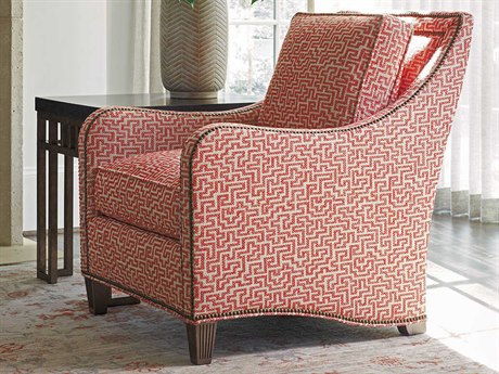 Tommy Bahama Cypress Point Golden Bark Accent Chair