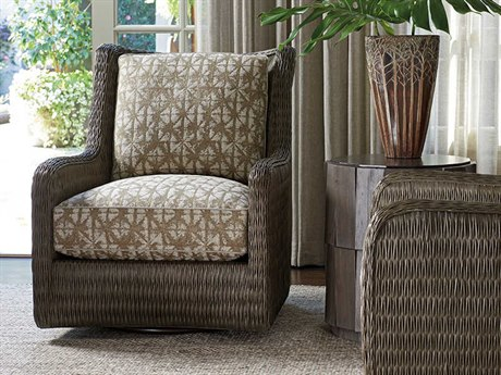 Tommy Bahama Cypress Point Corbin Swivel Accent Chair