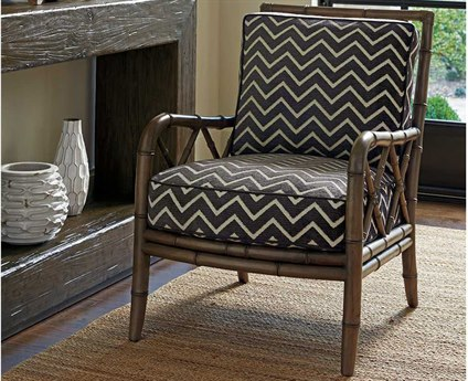 Tommy Bahama Cypress Point Heydon Loose Back Chair (Custom Upholstery)