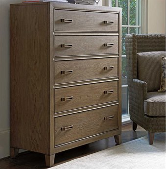 Tommy Bahama Cypress Point Brookdale Five Drawer Chest