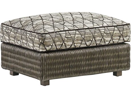 Tommy Bahama Cypress Point Hayes Ottoman (Custom Upholstery) TO747044