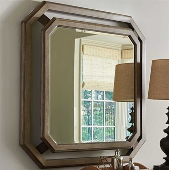 Tommy Bahama Cypress Point Callan 42'' Square Wall Mirror