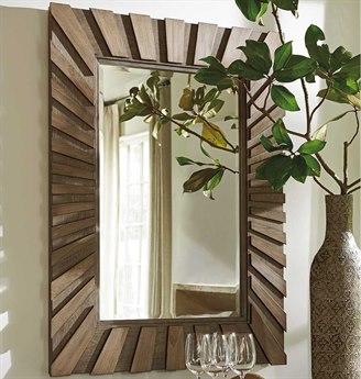 Tommy Bahama Cypress Point Ardley 36'' x 48'' Sunburst Wall Mirror