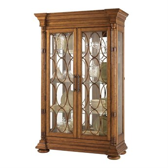 Tommy Bahama Island Estate Mariana Display Cabinet TO010531864