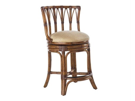 Tommy Bahama Island Estate Quick Ship South Beach Swivel Counter Stool TO01053181501