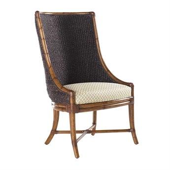Tommy Bahama Island Estate Quick Ship Cruz Bay Host Chair