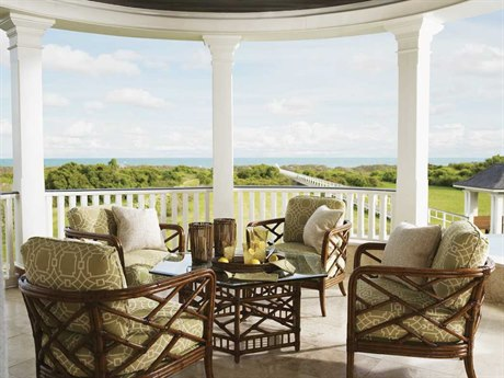 Tommy Bahama Island Estate Key Largo Living Room Set