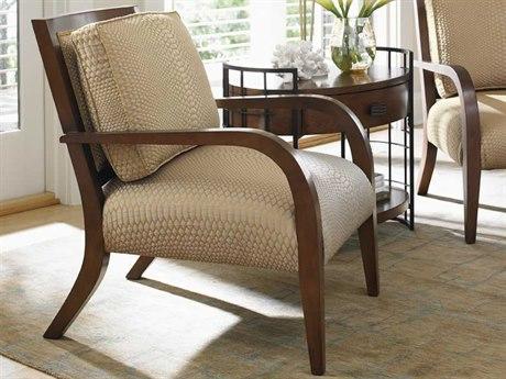 Tommy Bahama Island Fusion Loose Back Apollo Umbria Arm Chair