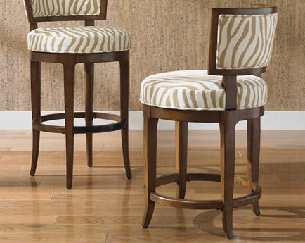 Tommy Bahama Island Fusion Macau Swivel Sebana Counter Stool TO556815