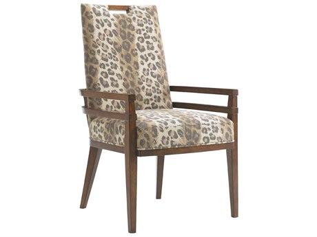 Tommy Bahama Island Fusion Coles Bay Sebana Dining Arm Chair