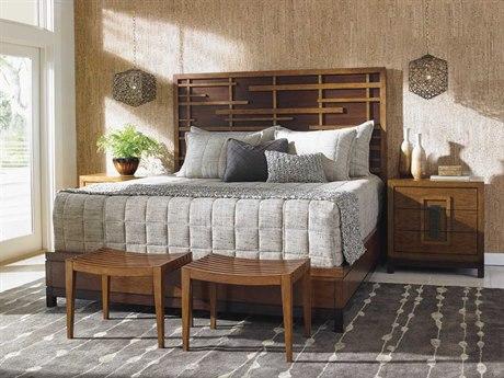 Tommy Bahama Island Fusion Shanghai Sebana Bedroom Set To556143cset2