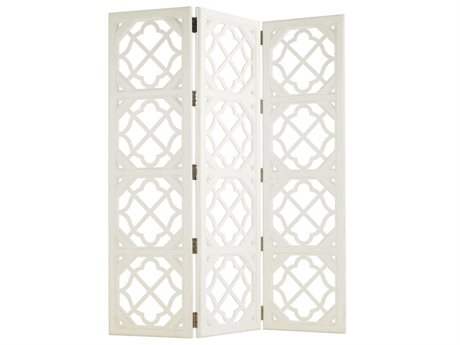 Tommy Bahama Ivory Key Abbotts Landing Folding Screen TO010543959
