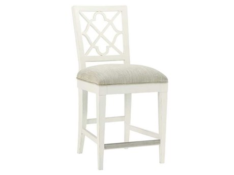Tommy Bahama Ivory Key Quick Ship Newstead Counter Stool