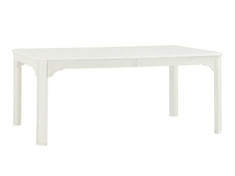 Tommy Bahama Ivory Key 72 x 45 Rectangular Castel Harbour Dining Table