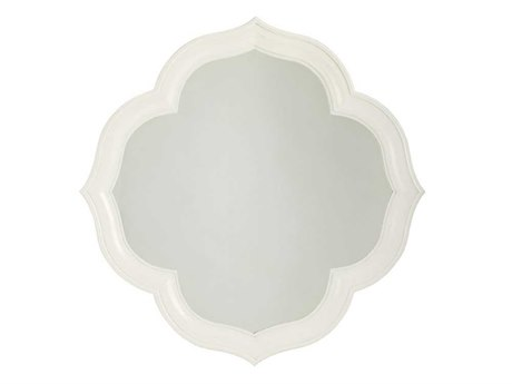 Tommy Bahama Ivory Key 44 Round Paget Wall Mirror
