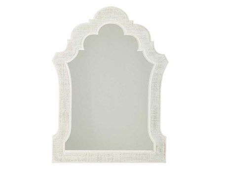 Tommy Bahama Ivory Key 38 x 50 Sandys Casual Wall Mirror