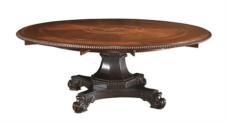 Tommy Bahama Kingstown 60 Round Bonaire Dining Table TO010621870C