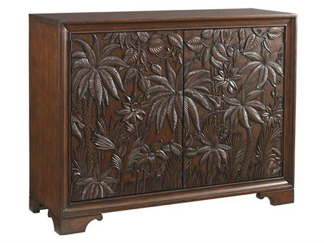 Tommy Bahama Landara Balboa Carved Door Chest TO010545973