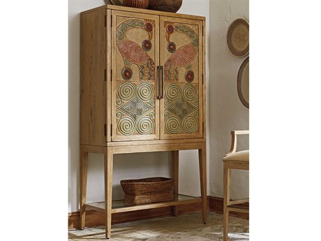 Tommy Bahama Los Atlos Bar Cabinet TO010566961C