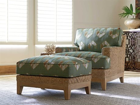 Tommy Bahama Los Atlos Chair and Ottoman Set TO0119301140SET