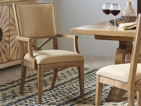 Tommy Bahama Los Atlos Arm Dining Chair