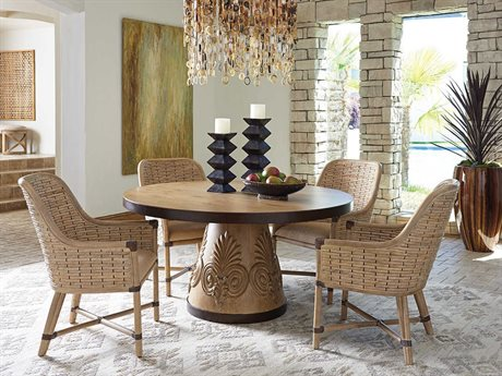 Tommy Bahama Los Atlos Dining Room Set TO010566875CSET3
