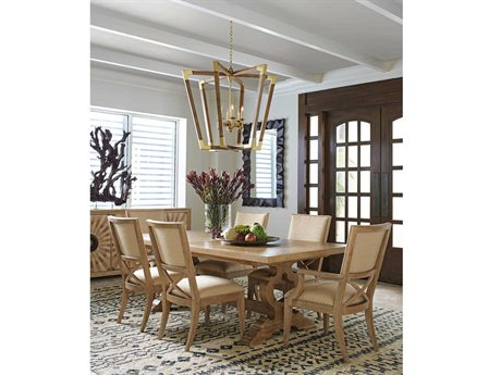 Tommy Bahama Los Atlos Dining Room Set TO010566877CSET2
