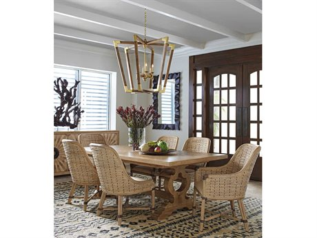 Tommy Bahama Los Atlos Dining Room Set TO010566877CSET3