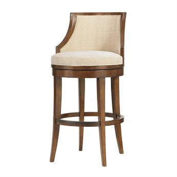 Tommy Bahama Ocean Club Quick Ship Cabana Swivel Bar Stool TO01053681601