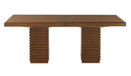 Tommy Bahama Ocean Club 72 x 44 Rectangular Peninsula Dining Table