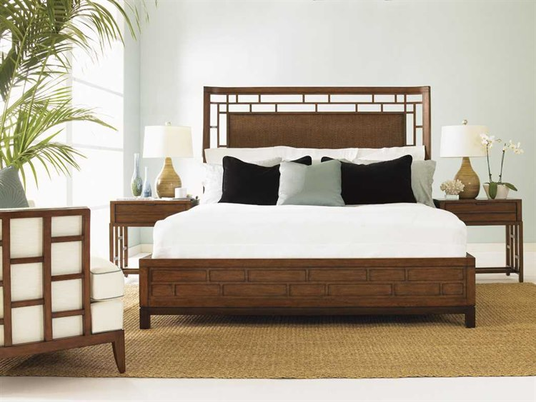 Tommy Bahama Ocean Club Paradise Point Bedroom Set To010536134cset