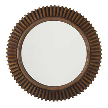 Tommy Bahama Ocean Club 46 Round Reflections Wall Mirror TO010536902