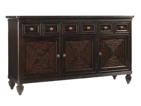 Tommy Bahama Royal Kahala 72 x 40 Palm Shores Buffet