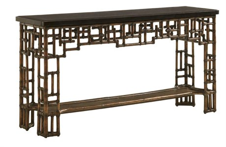 Tommy Bahama Royal Kahala Mystic 67 x 18 Rectangular Console Table TO010538869