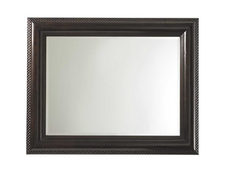 Tommy Bahama Royal Kahala 48 x 39 Landscape Wall Mirror