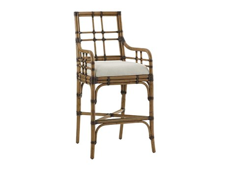 Tommy Bahama Twin Palms Lands End Bar Stool