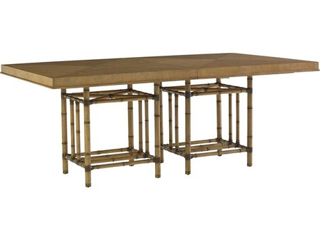 Tommy Bahama Twin Palms Caneel Bay  76 x 44 Rectangular Dining Table