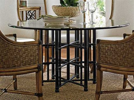 Tommy Bahama Twin Palms 60 Round Dining Room Table TOSTELLARISTABLE