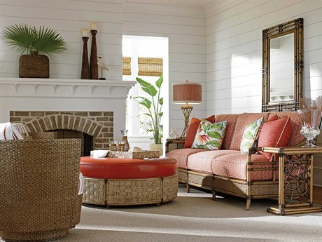 Tommy Bahama Twin Palms Living Room Set TOSEAGATELIVINGSET5