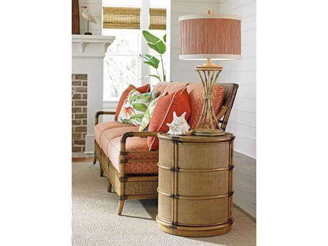 Tommy Bahama Twin Palms Living Room Set TOSEAGLIVINGSET2