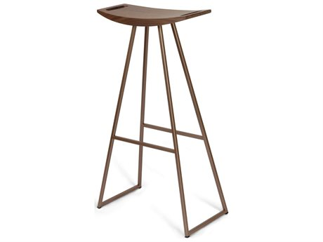 Tronk Design Rose Copper Side Bar Height Stool
