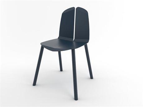 Tronk Design Navy Side Dining Chair TRONOACHRNVNV