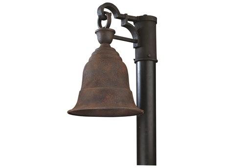 Troy Lighting Liberty Centennial Rust 11'' Wide Outdoor Post Light