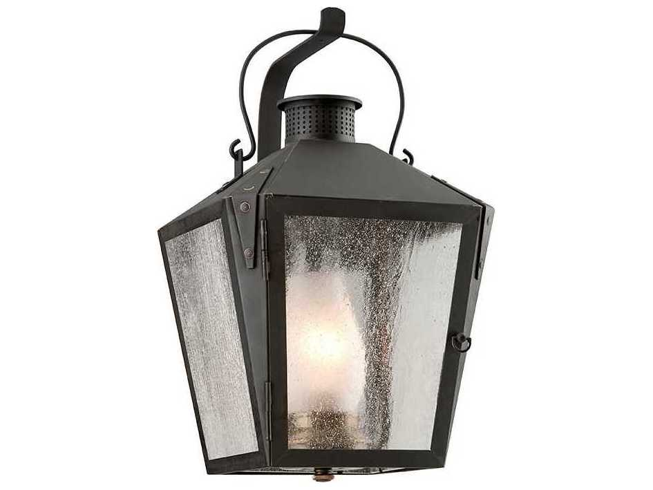 Troy Lighting Nantucket Natural Rust 11