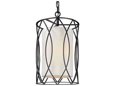 Troy Lighting Sausalito Deep Bronze Three-Light 13'' Wide Pendant Light