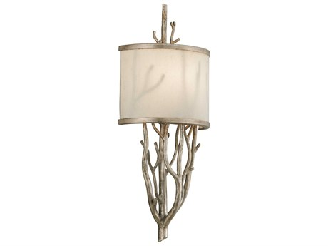 Troy Lighting Whitman Vienna Bronze 8'' Wide Wall Sconce TLB4101