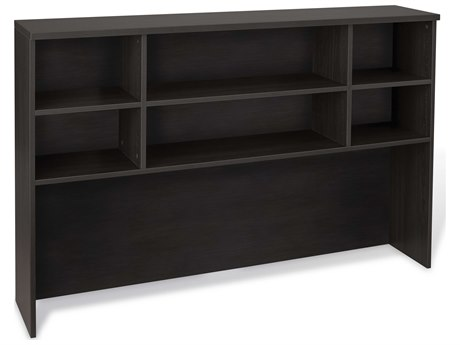 Unique Furniture 100 Series 63'' x 13'' Espresso Hutch JEH6343ESP