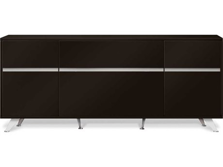 Unique Furniture 300 Series Espresso Storage Credenza