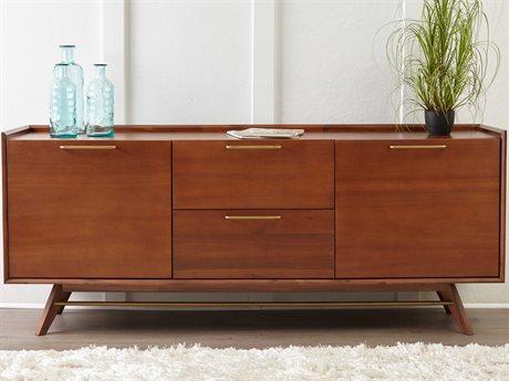 Unique Furniture Denali Walnut Buffet