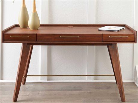 Unique Furniture Denali Walnut Secretary Desk
